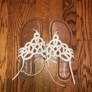 Kelly & Katie sandal